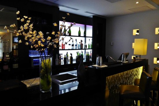 Pullman Montpellier Centre : Bar