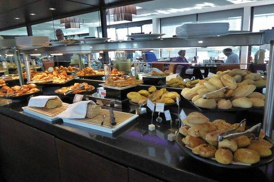 Pullman Montpellier Centre : Frühstücksbuffet