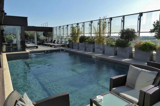 Pullman Montpellier Centre : Pool