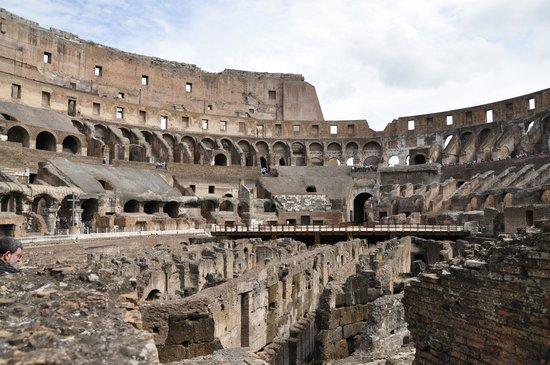 Colosseum: coliseo
