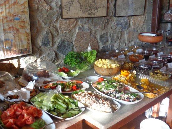 Hotel Kalehan: buffet