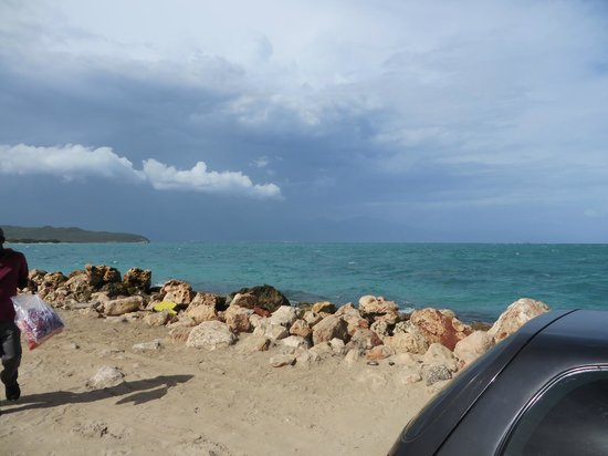 Ocean View Picture Of Hellshire Beach Portmore