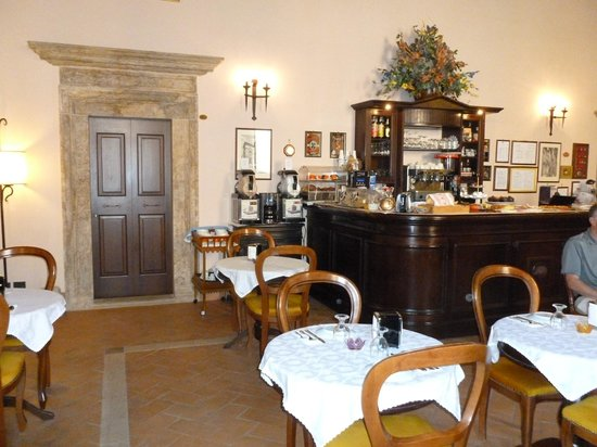 Meuble il Riccio : Breakfast dining area