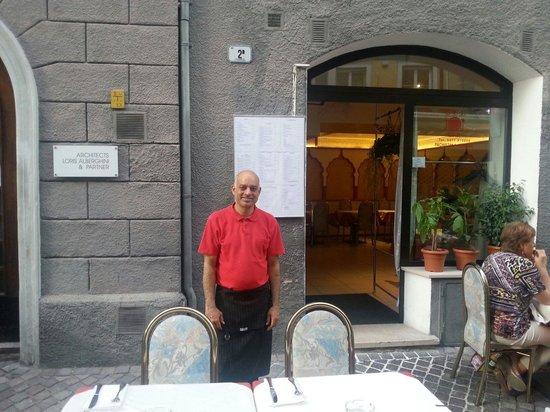 Gul: Il titolare ormai un amico grande ristoratore