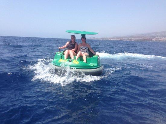 WaterBuggy Fun: Cheese