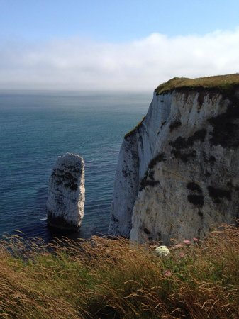 Old Harry Rocks: Awesome view