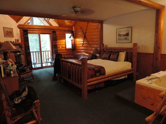 Baker Creek Mountain Resort: Room