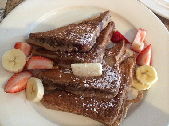 The Diner : French toast