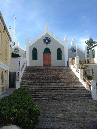 St. Peter's Church : The Church