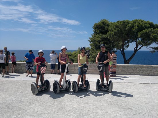 Umag Segway City Tour
