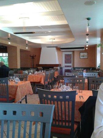 Restaurant l'Escale : Dining room