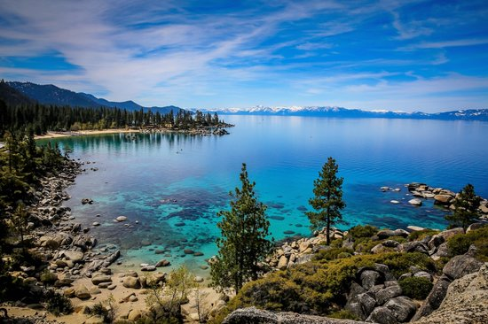 Incline Village, NV: Don't miss this park when in Lake Tahoe!
