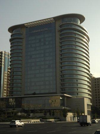 JW Marriott Absheron Baku: Hotel