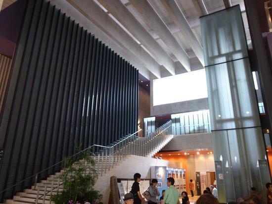 National Theater Okinawa : ロビー