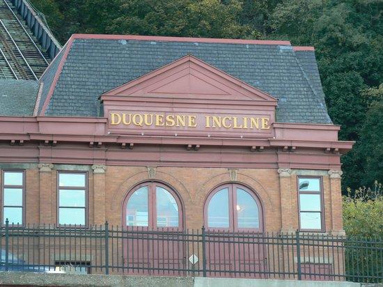 Duquesne Incline: Monongahela Incline