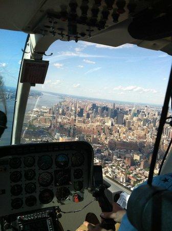 Manhattan Helicopters : Manhattan