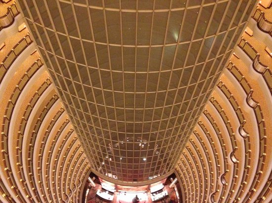 Grand Hyatt Shanghai: Dentro do Hotel