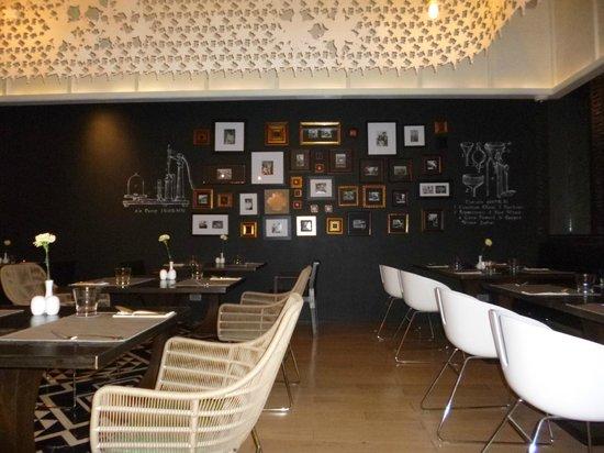 Mode Sathorn Hotel: Restaurante