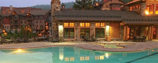 Northstar Lodge by Welk Resorts: Adjacent to Lodge the Pool and Fitness Center