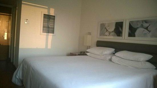 Pullman Sao Paulo Vila Olimpia Hotel: Vista do quarto