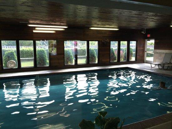 Best Western Plus Landmark Inn : Pool