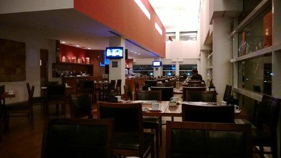 Pullman Sao Paulo Vila Olimpia Hotel: Restaurante