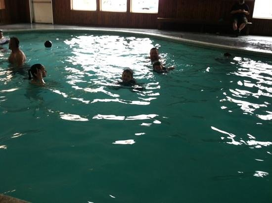 Chautauqua Lodge: Pool