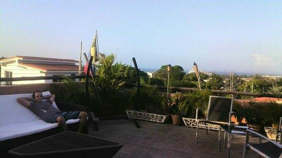 Posada Guaicora: Un descanso en el sofa