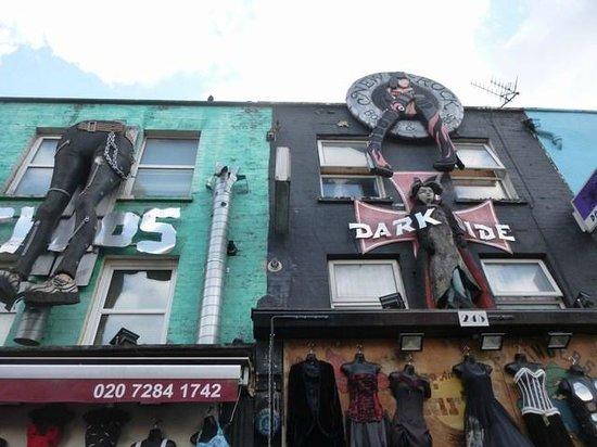 Camden Market: Vitrine Interessante