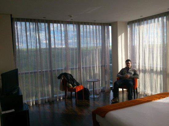 hotel zenit puerta burgos: