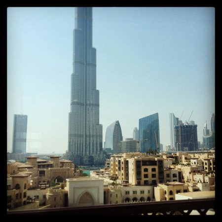 Manzil Downtown Dubai: View from room room 819