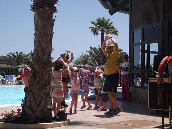 Hotel Elba Sara : kids club