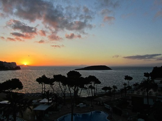 ME Mallorca: amanecer