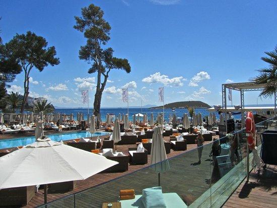 ME Mallorca: nikki, con acceso desde el hotel