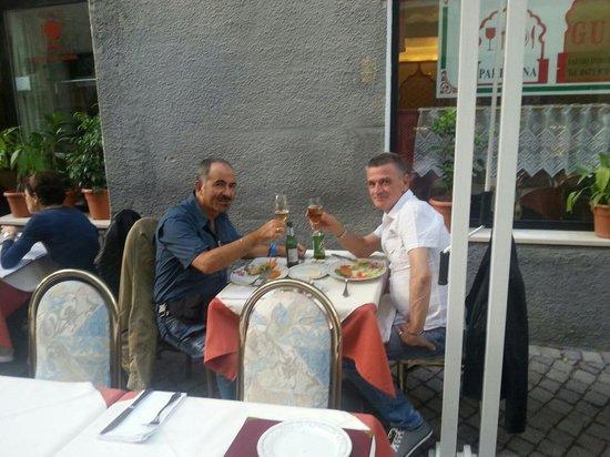 Gul: Col mio amico Michael