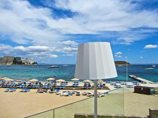 ME Mallorca: vista desde el restaurant