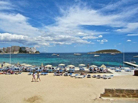 ME Mallorca: la playa