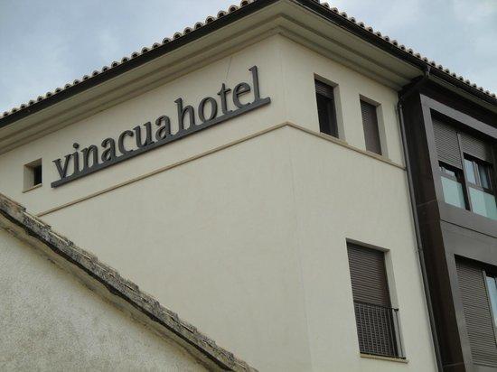 Vinacua Hotel: Entrada