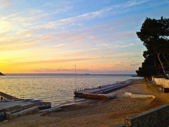 ME Mallorca: desde el restaurante
