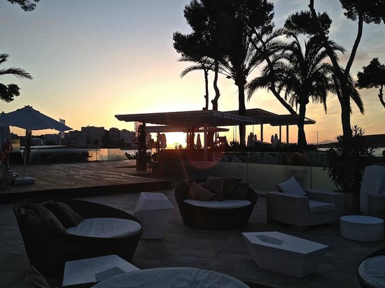 ME Mallorca: lounge