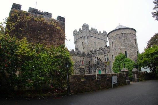 Glenveagh Castle : il castello