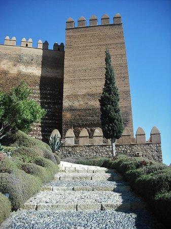 Conjunto Monumental de La Alcazaba: Torre Espejos