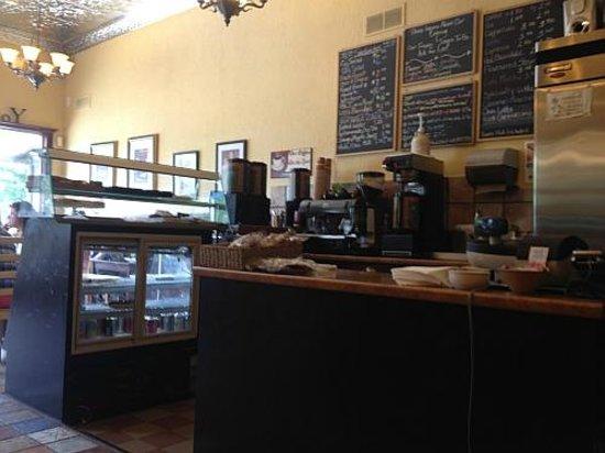 Eramosa River Cafe: Inside