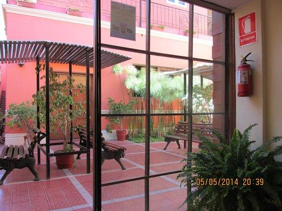 Casa de Avila - For Travellers : Foyer of the Casa d'Avila