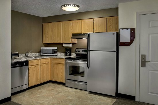Residence Inn Boston Cambridge: Full Kitchen