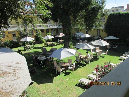 Casa de Avila - For Travellers : Jardin