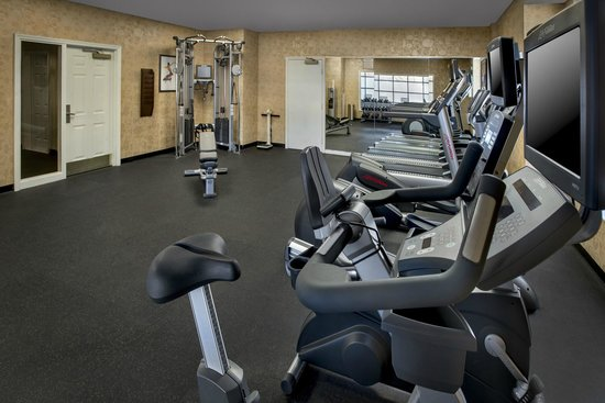 Residence Inn Boston Cambridge: Fitness Center