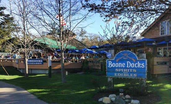 Boone Dock's