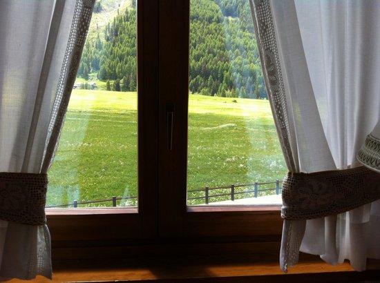 Hotel Miramonti : vista