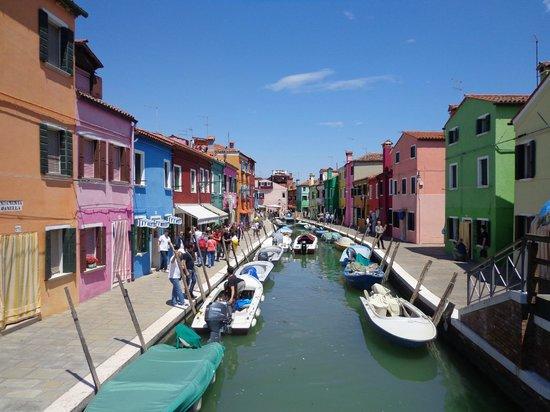 Laguna di Venezia: Burano